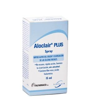 ALOCLAIR SPRAY PLUS  15 ML