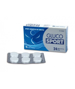 GLUCO SPORT 2,5 G 24 TABL