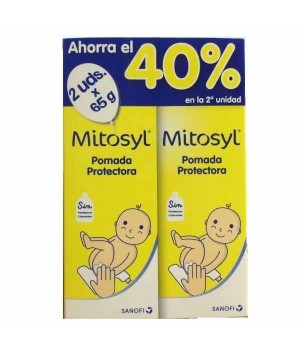 MITOSYL POMADA PROTECTORA  2 TUBOS 65 G