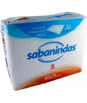 SABANINDAS 60X75 20 UN GD