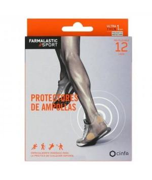 APOSITO PROTECTOR DE AMPOLLAS FARMALASTIC SPORT REUTILIZABLE