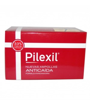 PILEXIL CAIDA 15 AMPOLLAS +5 DE REGALO