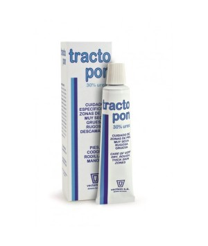TRACTOPON CREMA 30 % UREA 40 ML