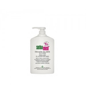 SEBAMED EMULSION SIN JABON 500ML
