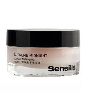 SENSILIS SUPREME RENEWAL DETOX NIGHT CREAM 50ML