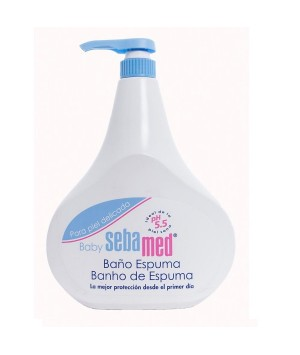 SEBAMED BABY BAÑO ESPUMA 200ML
