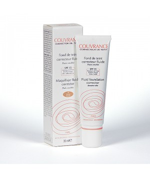 AVENE COUVRANCE MAQ FLUI NATURAL 30ML