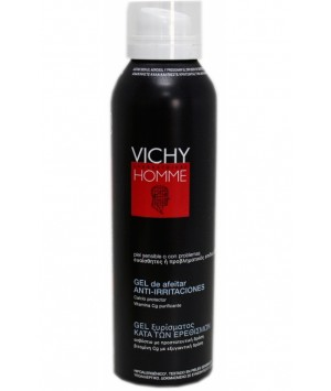 VICHY HOMME GEL AFEITADO ANTI-IRRITACIONES SPRAY 150ML