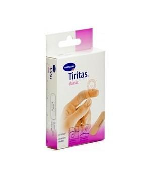 TIRITAS TELA 20 TIRAS 19X72