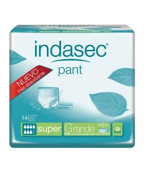 INDASEC PANT SUPER ABSORB INC ORINA DIA ANAT  T- GDE 10 U