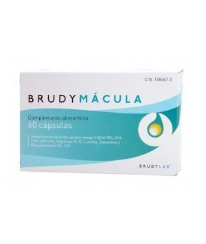 BRUDY MACULA 60 CAP
