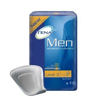 TENA MEN LEVEL 3 16 UN