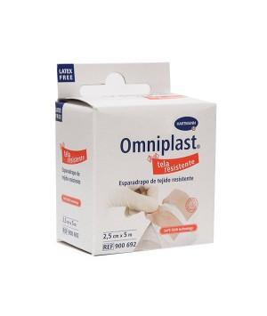 OMNIPLAS ESPARADRAPO PIEL  5X 2,50