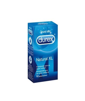 PROFI DUREX NATURAL XL 12P