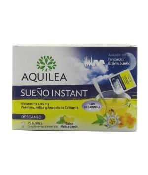 AQUILEA SUEÑO INSTANT 1,95 MG  25 SOBRES
