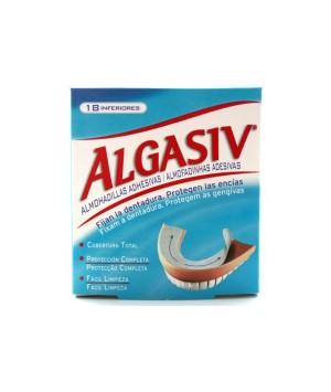 ALGASIV ALMOHADILLA INFERIOR 18U
