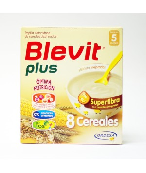 BLEVIT PLUS SUPFIBR 8CER 700 G
