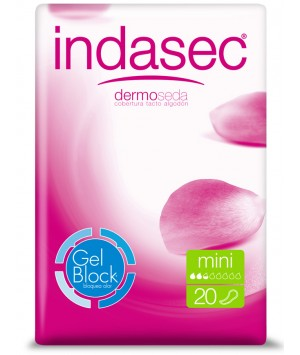 INDASEC MINI 80 ML 20 UN