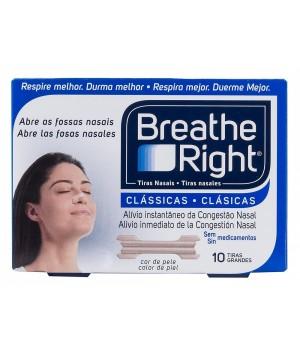 TIRA NASAL BREATHE RIGHT G10