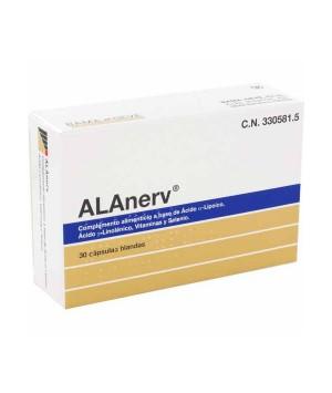 ALANERV 30 CAPS