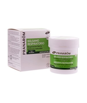 PRANAROM AROMAFORCE BIO BALSAMO RESPIRATORIO 80ML