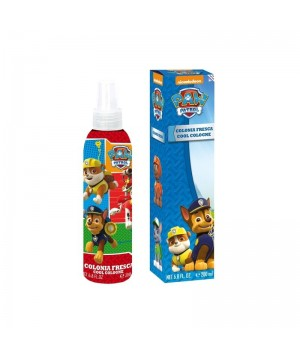 PAW PATROL COLONIA CORPORAL 200ML