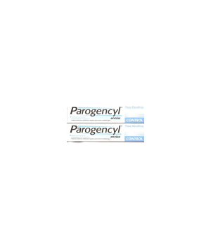 PAROGENCYL CONTROL DUPLO PASTA DENTAL  125 ML 2 U