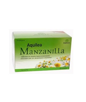 AQUILEA MANZANILLA  2 G 20 FILTROS