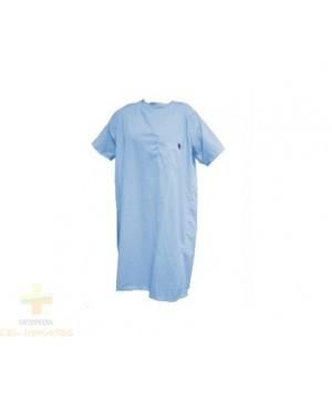 UBIO CAMISON HOSPITALARIO CELESTE MANGA/CORTA T/S REF706200