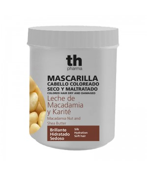 TH PHARMA MASCARILLA LECHE DE MACADAMIA Y KARITE 700ML