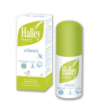 HALLEY REPELENTE INSECTOS INFANTIL 100 ML