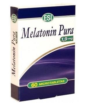 MELATONIN PURA 60 MICROTAB