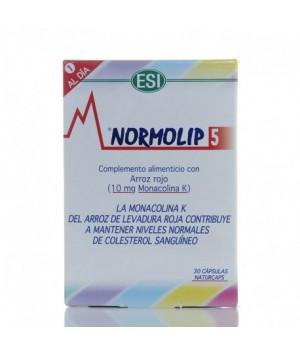 ESI NORMOLIP 5  30 CAPSULAS