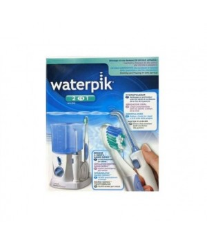 WATERPIK IRRIGADOR BUCAL ELECTRICO WATERPIK 2 EN 1 WP 700 (WP- 300 + CEPILLO NANOSONIC)