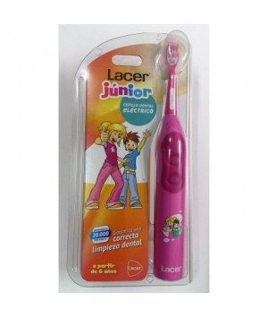 LACER CEPILLO DENTAL ELECTRICO JUNIOR