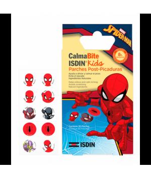 ISDIN CALMABITE KIDS PARCHES POST-PICADURAS SPIDERMAN 30 PARCHES
