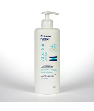 ISDIN AFTER SUN LOTION CALM Y CONFORT 400 ML