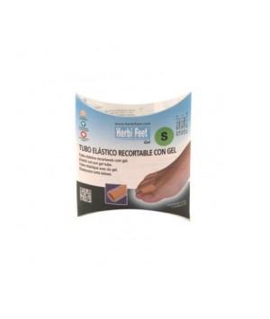 TUBO ELASTICO RECORTABLE HERBI FEET CON GEL T- S