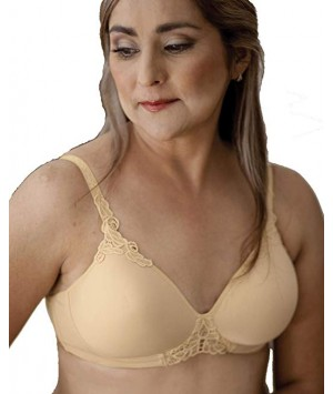 ABC SUJETADOR PETIT T-SHIRT BRA REF105 COLOR WHITE T/95-B