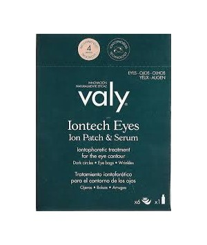 VALY IONTECH EYES (6 PARCHES + 1 SERUM)