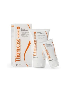 THIOMUCASE CREAM KIT 200ML +50 ML