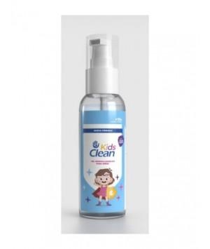SIEMPRE CLEAN  KIDS CLEAN GEL HIDROALCOHOLICO  PARA NIÑOS (OLOR BLACK BERRY) 60ML  3A+