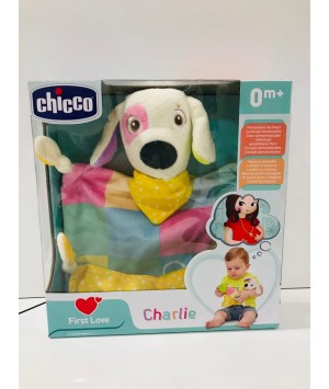 CHICCO FIRST LOVE CHARLIE LA MANTITA 0M+