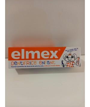 ELMEX PASTA INFANTIL 50 ML 0-6A+