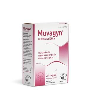 MUVAGYN GEL MONODOSIS CENTELLA ASIATICA 5 ML 8 U